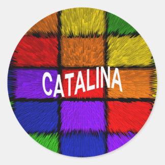 CATALINA ラウンドシール