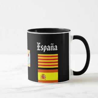 Catalonia* /Catalunyaのコーヒー・マグ マグカップ