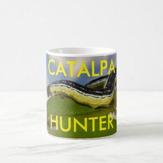 CATALPAのハンターのCatalpaみみず コーヒーマグカップ