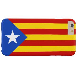 Catalunyaの独立の旗 スリム iPhone 6 Plus ケース
