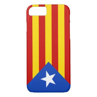 Catalunyaの独立の旗 iPhone 7ケース