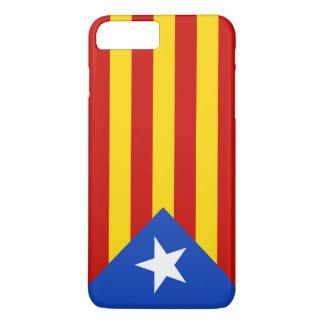 Catalunyaの独立の旗 iPhone 7 Plusケース