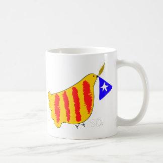 CatalunyaポーIのllibertat、マグ コーヒーマグカップ