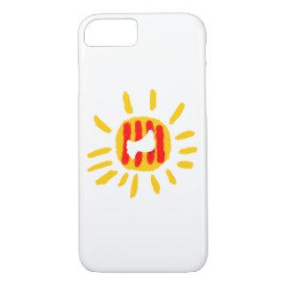 Catalunya日曜日かデザイン iPhone 7ケース