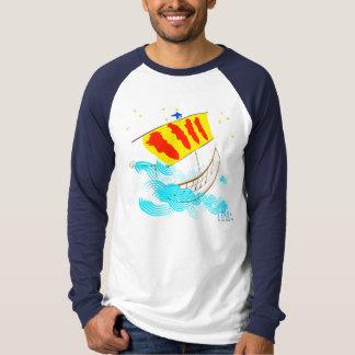 Catalunya Nauのrumb itaca Tシャツ
