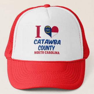 Catawba郡、ノースカロライナ キャップ