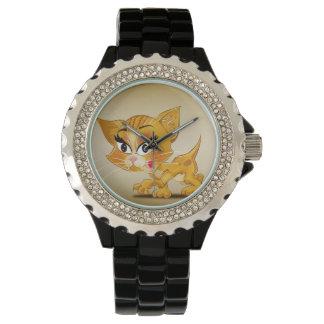 CatClock 腕時計