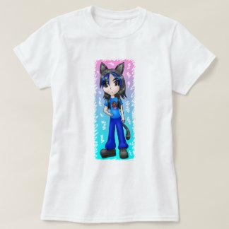 catgirlのTシャツ Tシャツ