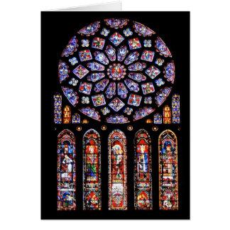 Cathdrale Notre Dame deシャルトル カード