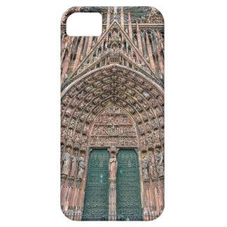 Cathedrale Notre Dame、ストラスブール、フランス iPhone SE/5/5s ケース