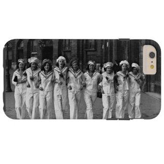 Catherinettesの通りde la Paixパリフランス1932年 Tough iPhone 6 Plus ケース