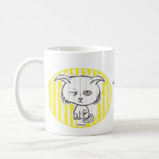 Catistrophicのマグ コーヒーマグカップ