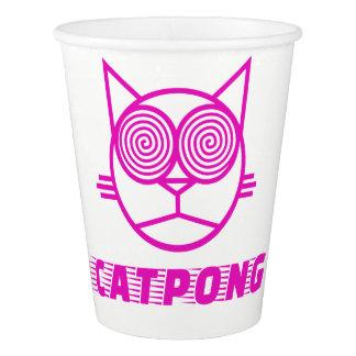 Catpong 紙コップ