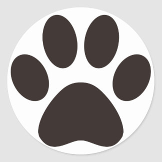 CAT'S_PAW ラウンドシール