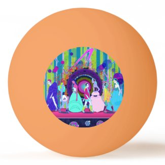 CATWALKピンポン玉 Ping-Pong BALL