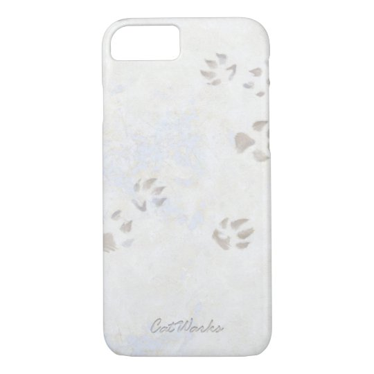 CatWorks Footprint iPhone 8/7ケース