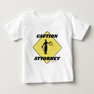 Caution_Attroney.gif ベビーTシャツ