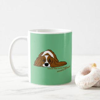 Cavalier King Charles Spaniel - Simply the best! コーヒーマグカップ