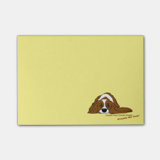 Cavalier King Charles Spaniel – Simply the best! ポストイット