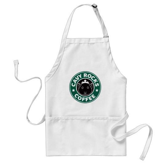 Cavy Rocks Coffee Apron スタンダードエプロン