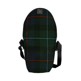 CawdorのモダンTartaの小型メッセンジャーバッグキャンベル メッセンジャーバッグ