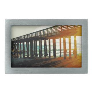 Cayucos桟橋 長方形ベルトバックル