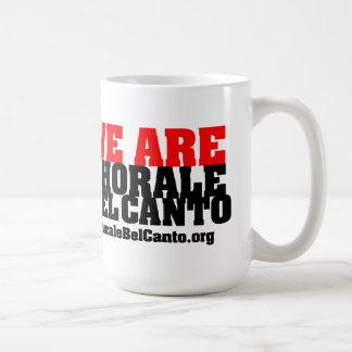 CBCのマグ コーヒーマグカップ