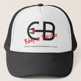 CBCのロゴのトラック運転手の帽子 キャップ