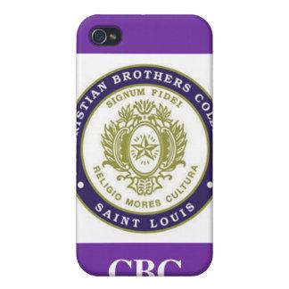 CBCの高等学校のiphone 4ケース iPhone 4/4Sケース