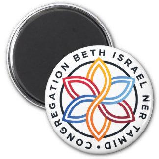 CBINTのロゴプロダクト マグネット