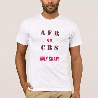 CBSの偶然の (AFR)糞便解放- Tシャツ
