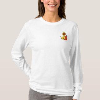 CC-おもしろいなアヒルのワイシャツ Tシャツ