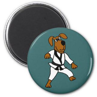 CC-武道の小犬 マグネット