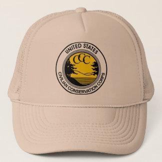 CCCの一般市民の保存隊の捧げ物 キャップ