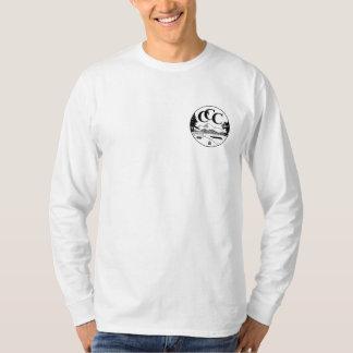 CCCの三角形の背部 Tシャツ