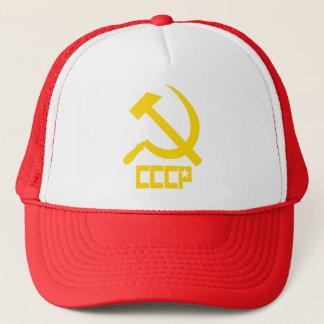 CCCPのソ連国旗 キャップ