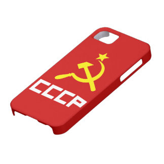 CCCPのiPhone 5カバー iPhone 5 Cover