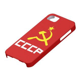 CCCPのiPhone 5カバー iPhone SE/5/5s ケース