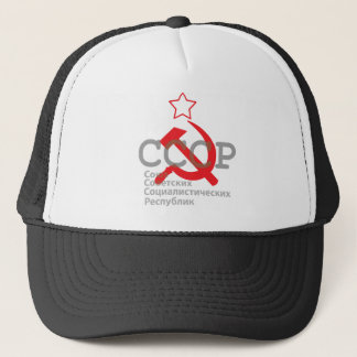 CCCP_red キャップ