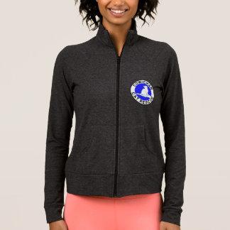 CCRのロゴかピンク猫のシルエット ジャケット