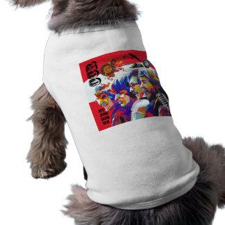 ccr犬のコート ペット服