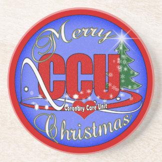 CCUのクリスマスのコースターの冠状心配単位 コースター