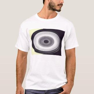 CDの鋸 Tシャツ