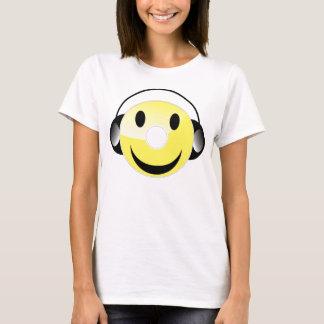CDスマイリー Tシャツ