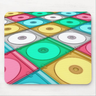 CDディスク マウスパッド
