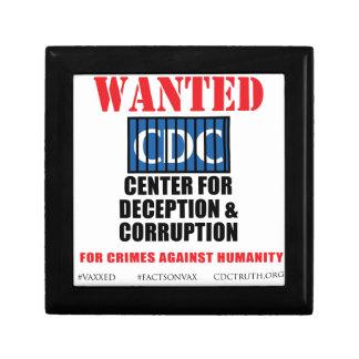 CDCの告発者の真実アンチワクチンSIDS VAXXED ギフトボックス
