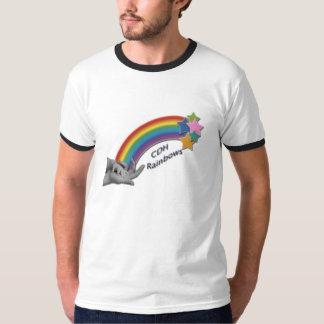 CDHの虹の信号器のTシャツ Tシャツ