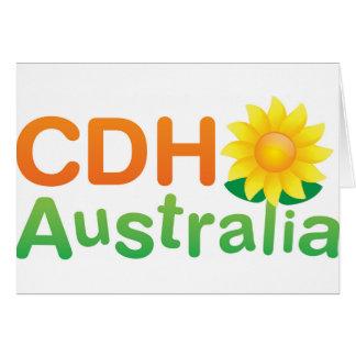 CDH Ausraliaカード カード