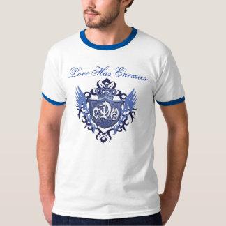 CDO-盾のロゴの人のワイシャツ Tシャツ