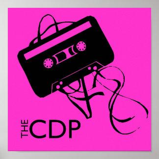 CDP組合せテープポスター ポスター